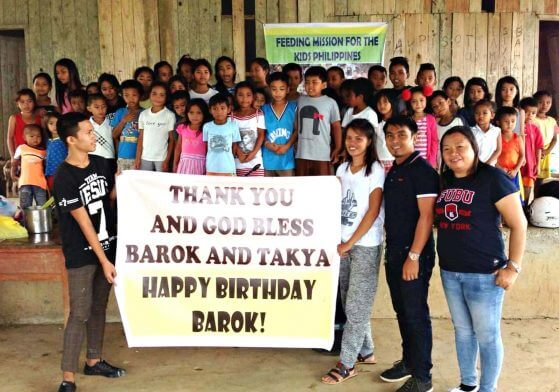 "alt=""Barok and Takya a Feeding Mission in the Philippines"""