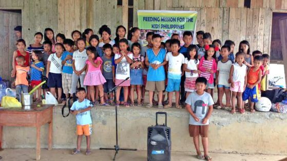 "alt=""Barok and Takya Feeding Mission in the Philippines"""