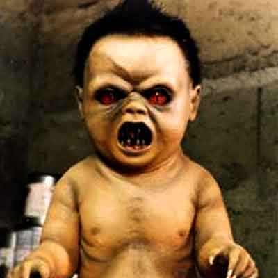 "alt=""Evil little monster baby called Tiyanak in the Philippines"""