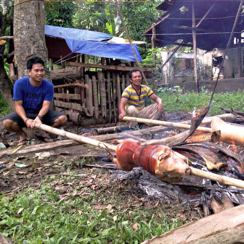 """alt=""""Bisaya Podcast host Barok roasting World Best Lechon Baboy"""""""